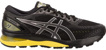 Asics Gel-Nimbus 21 (1011A169) Black/Lemon Spark