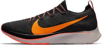 Nike Air Zoom Fly Flyknit Black/Orange Peel/Moon Particle/Flash Crimson
