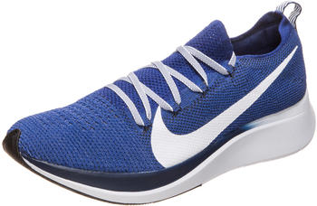Nike Air Zoom Fly Flyknit Deep Royal/Blue Void/White