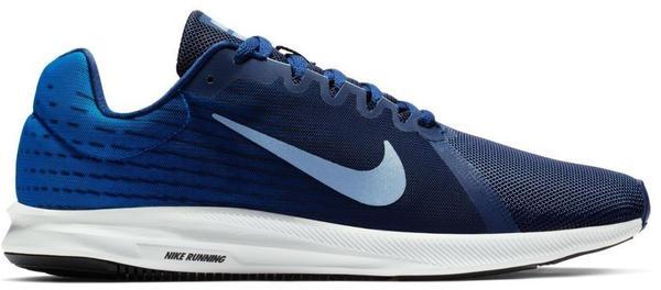 Nike Downshifter 8 Men Blue Void/Photo Blue/Red Orbit/Indigo Fog