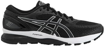 Asics Gel-Nimbus 21 (1011A169) Black/Dark Grey