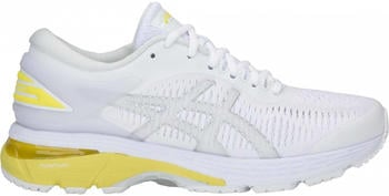 Asics Gel-Kayano 25 W White/Lemon Spark