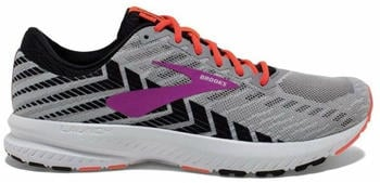 Brooks Launch 6 Women grey