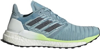 Adidas SolarBOOST Women (B96285) ash grey/onix/hi-res yellow
