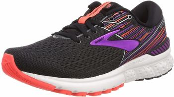 Brooks Adrenaline GTS 19 Women black/purple/coral