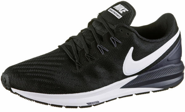 Nike Air Zoom Structure 22 Black/ White