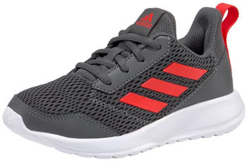 Adidas AltaRun K grey six/active red/white