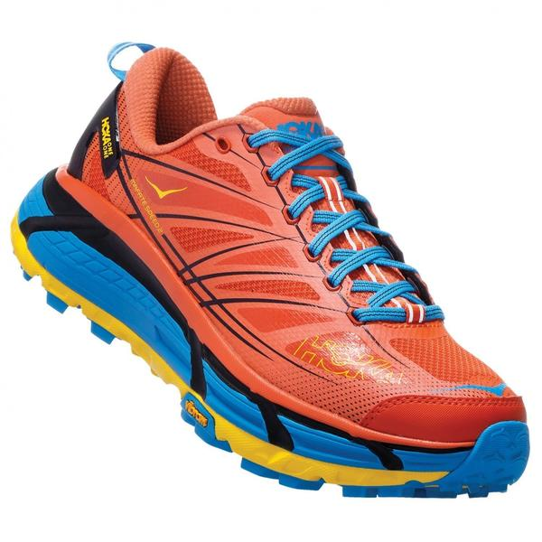 Hoka One One Mafate Speed 2 nasturtium/spicy orange