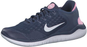 Nike Free RN 2018 Youth (AH3457) Diffused Blue/White/Ashen Slate/Pink