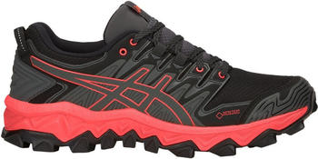 Asics Gel-Fuji Trabuco 7 G-TX Women dark grey/flash coral