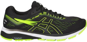Asics GT-1000 7 (1011A042) black/hazard green