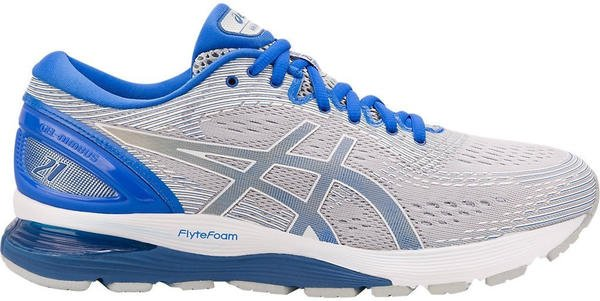 Asics Gel-Nimbus 21 Lite-Show (1011A207) Mid Grey/Illusion Blue