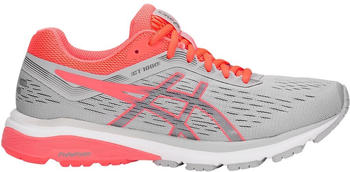Asics GT-1000 7 Women mid grey/flash coral