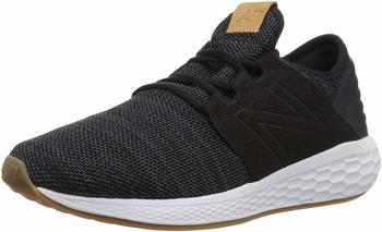 New Balance Fresh Foam Cruz v2 Knit Black/Magnet