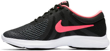 Nike Revolution 4 Youth (943306) Black/White/Racer Pink
