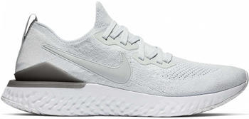 Nike Epic React Flyknit 2 (BQ8928) Pure Platinum/Wolf Grey/White/Pure Platinum