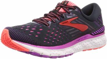 Brooks Transcend 6 Women black/purple coral