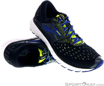 Brooks Glycerin 16 black/lime blue