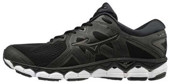 Mizuno Wave Sky 2 black/black/metal shadow