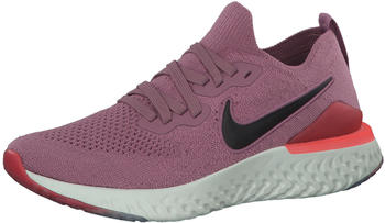 Nike Epic React Flyknit 2 Women (BQ8927) Plum Dust Pink/Black
