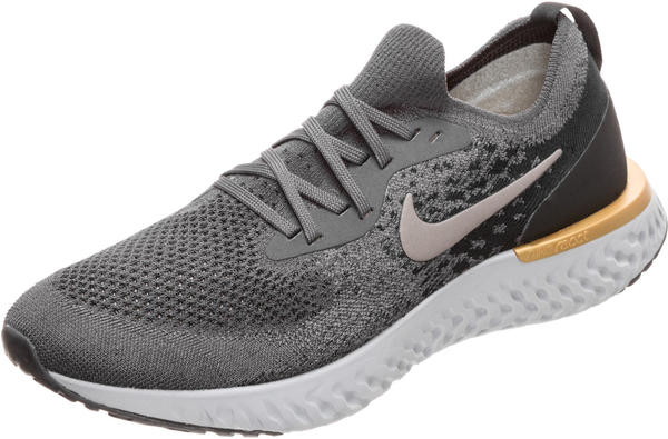 Nike Epic React Flyknit Grey/ Black