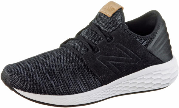 New Balance Fresh Foam Cruz v2 Knit black/black