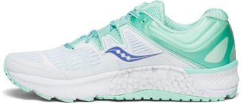 Saucony Guide ISO Women white/aqua