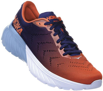 Hoka One One MACH 2 Men Patriot Blue/Nasturtium