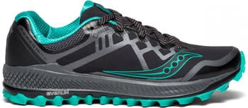 Saucony Peregrine 8 GTX Women black/green