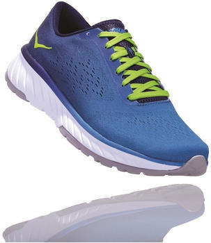 Hoka One One Cavu 2 French Blue/Lime Green