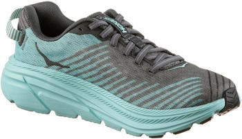 Hoka One One RINCON (1102875) Women CHARCOAL GRAY / AQUA SKY