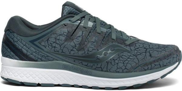 Saucony Guide ISO 2 Men Steel Quake