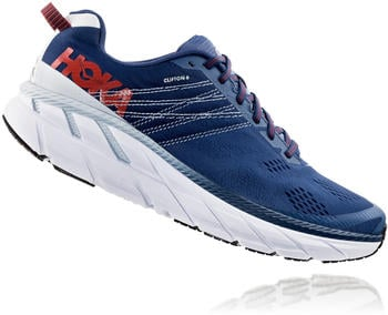 Hoka One One CLIFTON 6 (1102872) Men ENSIGN BLUE / PLEIN AIR