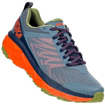 Hoka One One Challenger ATR 5 stormy weather/moonlight ocean