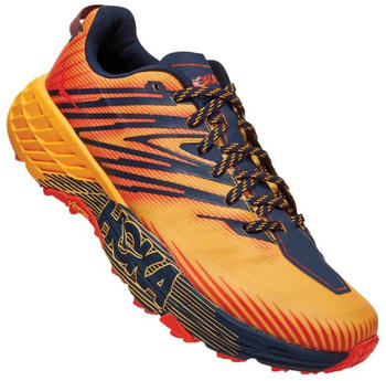 Hoka One One Speedgoat 4 gold fusion/black iris