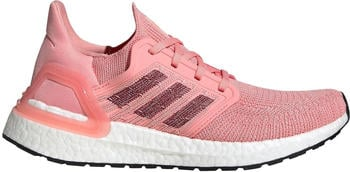 Adidas Ultraboost 20 W glory pink/maroon/signal coral