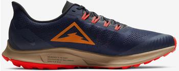 Nike Zoom Pegasus 36 Trail obsidian/black/laser crimson/magma orange