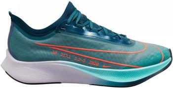 Nike Zoom Fly 3 Premium neptune green/midnight turquoise/aurora/hyper crimson