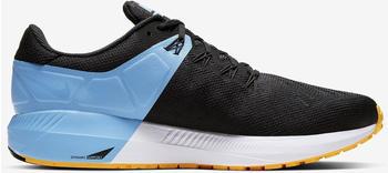 Nike Air Zoom Structure 22 (AA1636) black/university blue/white/laser orange