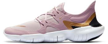 Nike Free RN 5.0 W plum chalk/platinum violet/metallic gold