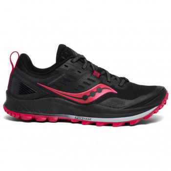 Saucony Peregrine 10 Women black/barberry
