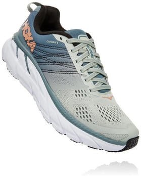 Hoka One One CLIFTON 6 (1102873) Women lead/sea foam