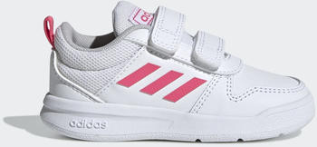 Adidas Tensaurus cloud white / real pink / cloud white leder Kinder (EF1113)