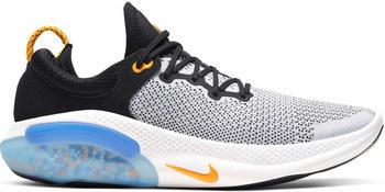 Nike Joyride Run Flyknit Men Black/White/University Blue/Laser Orange
