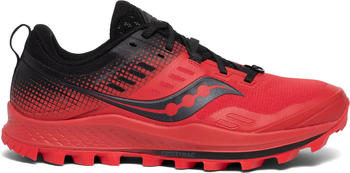 Saucony Peregrine 10 (S20556) black/red