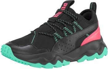 puma-ember-trail-women-black-ignite-pink-green