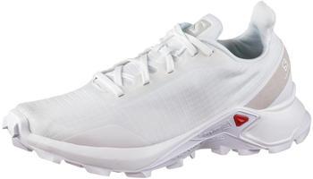 Salomon Alphacross GTX Women white/white/white