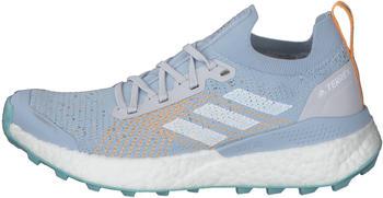 Adidas Terrex Two Ultra Parley Trailrunning Women dash grey/cloud/white/blue spirit