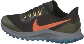 Nike Zoom Pegasus 36 Trail sequoia/medium olive/particle grey/orange trance