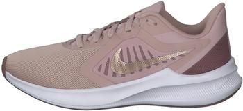 Nike Downshifter 10 Women stone mauve/smokey mauve/barely rose/metallic red bronze